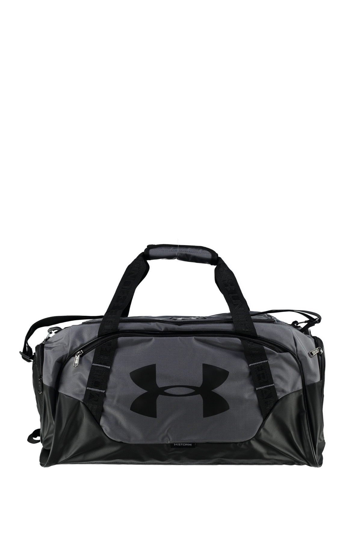 under armour unisex gri spor çanta - ua undeniable duffle 3.0 md -