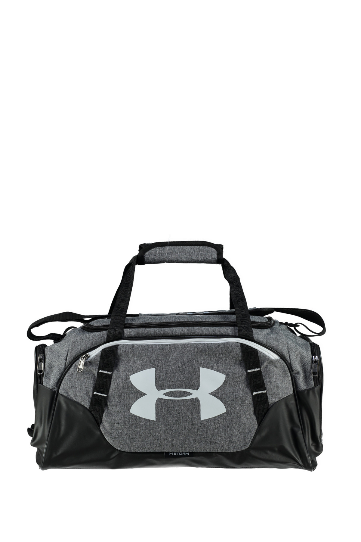 under armour unisex gri spor çanta - ua undeniable duffle 3.0 sm -