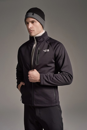 The North Face Erkek Can Soft Shell Ceket