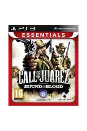 Aral Call Of Juarez Bound In Blood Play Station 3 Oyunu