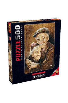 İkinci Bahar / New Lease On Life  500 Parça Puzzle 3581