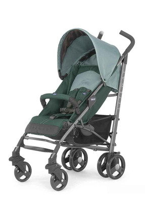 Chicco Lite Way 2 Top Baston Bebek Arabası Green