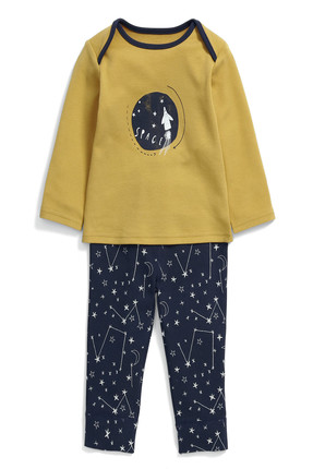 Space To Moon Pijama S105Ah2