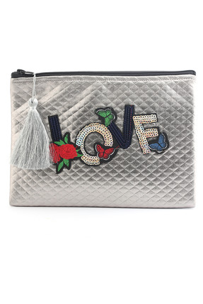 Love Aplikeli Clutch CNT 0038