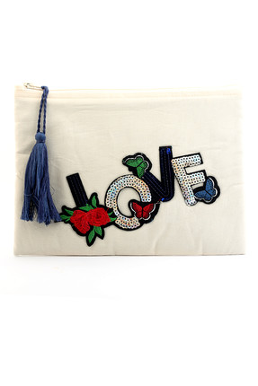 Love Aplikeli Clutch CNT 0037