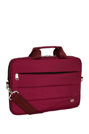 Bordo Unisex Laptop/Evrak Çantası KRT.PLM.13.BORDO