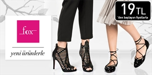 Fox Shoes - Sezon Sonu İndirimi