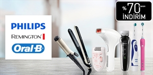 PHILIPS & Remington & Oral-B