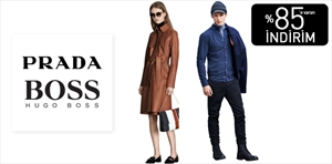 Hugo Boss & Prada