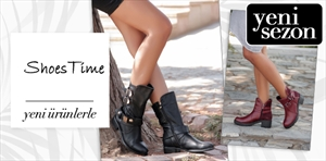 Shoes Time - Yeni Sezon