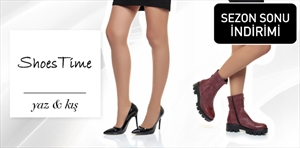 Shoes Time - Sezon Sonu İndirimi