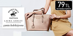 Beverly Hills Polo Club & Laura Ashley - Çanta Koleksiyonu