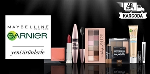 Maybelline New York & Garnier