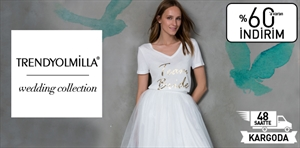 TRENDYOLMİLLA - Wedding Collection