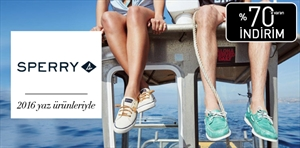 Sperry Top Sider - Yeni Sezon