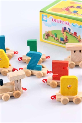 Learning Toys Digital Small Train /