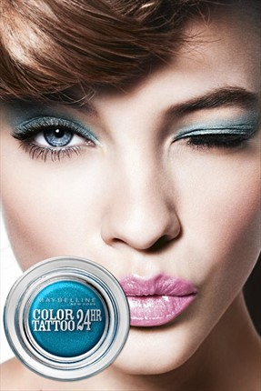 Maybelline Göz Farı - Color Tattoo 20 Turquoise Forever 3600530777563