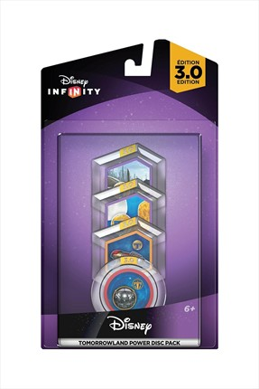 DİSNEY,DİSNEY Oyuncak,DİSNEY Disney Infinity 3.0 Tomorrowland Power Disc 199807