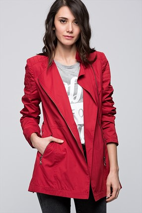 Bordo Trenchcoat O&O-6K116044
