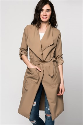 Vizon Trenchcoat O&O 6B330001