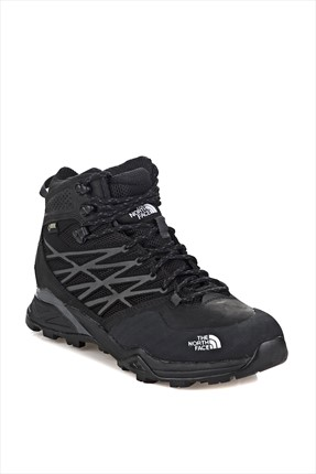 THE NORTH FACE,THE NORTH FACE Bot,THE NORTH FACE Erkek Outdoor Ayakkabı - M Hedgehog Hike Mid GTX Outdoor Bot -