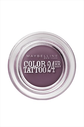 Maybelline Göz Farı - Color Tattoo 97 Vintage Plum 3600531082703