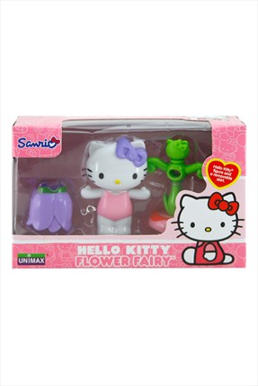 Hello Kitty Hello Kitty Çiçek Perisi Figür 6 Cm Model 1 /