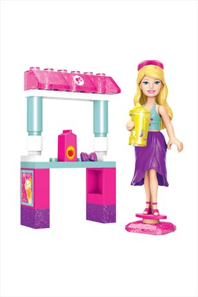Mega Bloks Mega Bloks Barbie Tropical Treats Oyun Seti /