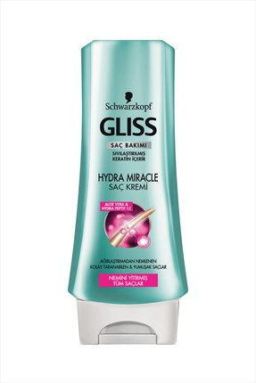 Gliss Hydra Miracle Saç Kremi 400 ml