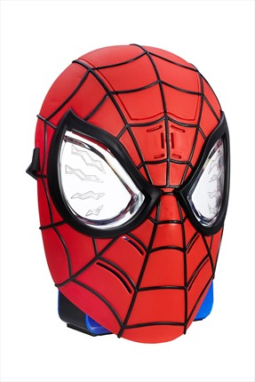 Spiderman Spider-Man Örümcek Adam Elektronik Maske /