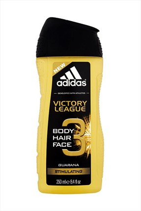 adidas,adidas Duş Jeli,adidas Duş Jeli - Victory League 3'İn1 250 mL