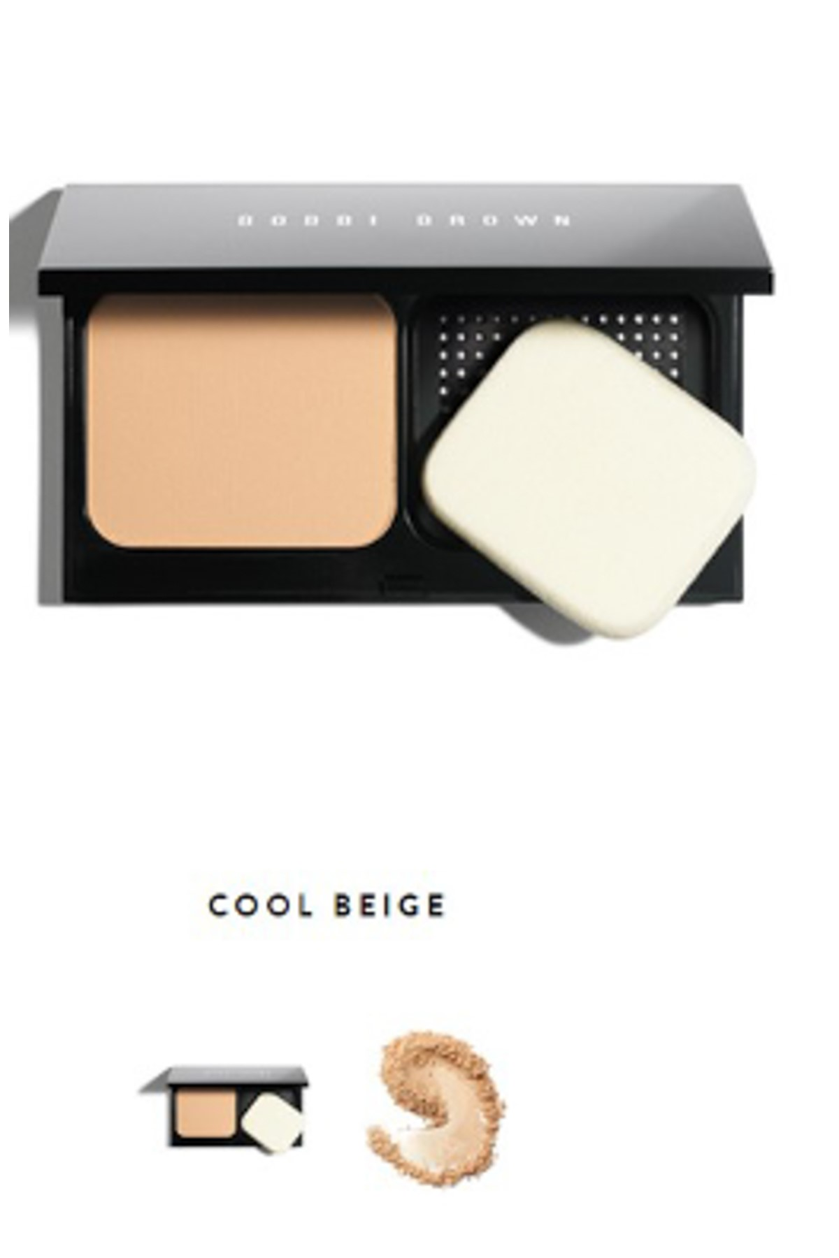 Bobbı Brown Pudra Fondöten – Skin Weightless Powder Foundation Cool Beige 11 G 716170131924