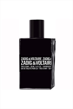 ZADIG & VOLTAIRE This Is Him Edt 50 ml Erkek Parfümü 3423474896158