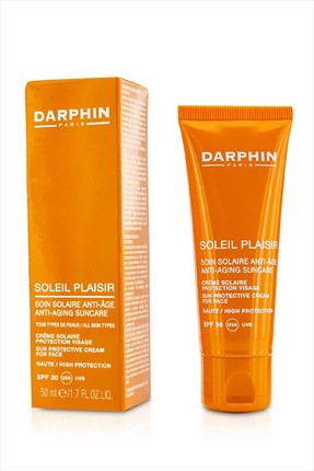 Darphin Güneş Kremi Spf 30 - Soleil Plaisir Sun Protective Cream for Face Spf 30 50 ml 882381060923