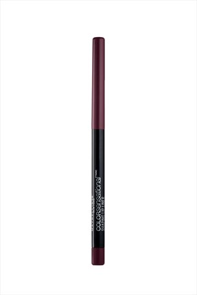 Maybelline Dudak Kalemi - Color Sensational Lip Pencil 110 Rich Wine