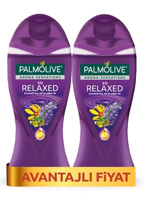 Palmolive Aroma Sensations So Relaxed Duş Jeli 750 ml x 2 Adet