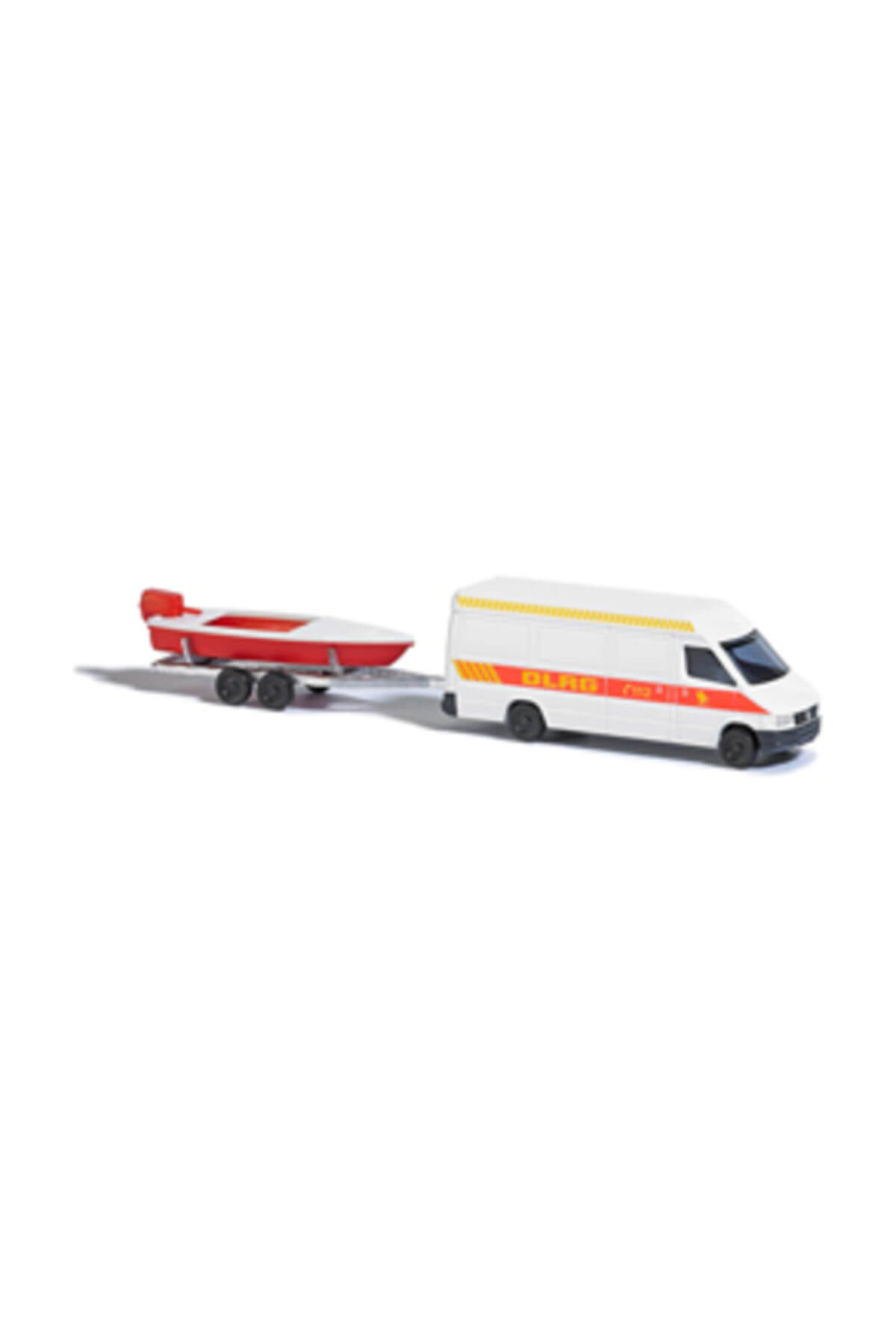 Busch Model Araba Mercedes Sprinter ve Bot 1 – 160
