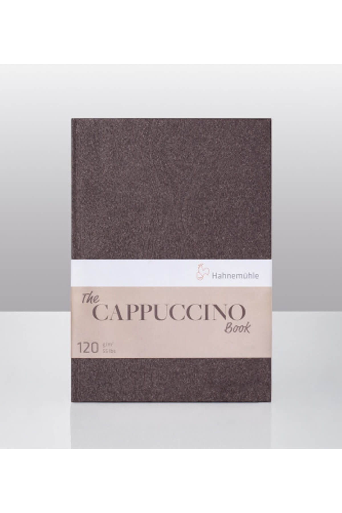 Hahnemühle The Cappuccino Book Sert Kapak Defter 120 Gr.
