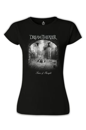 Lord Dream Theater - Train of Thought Siyah Bayan Tshirt - BS-1143