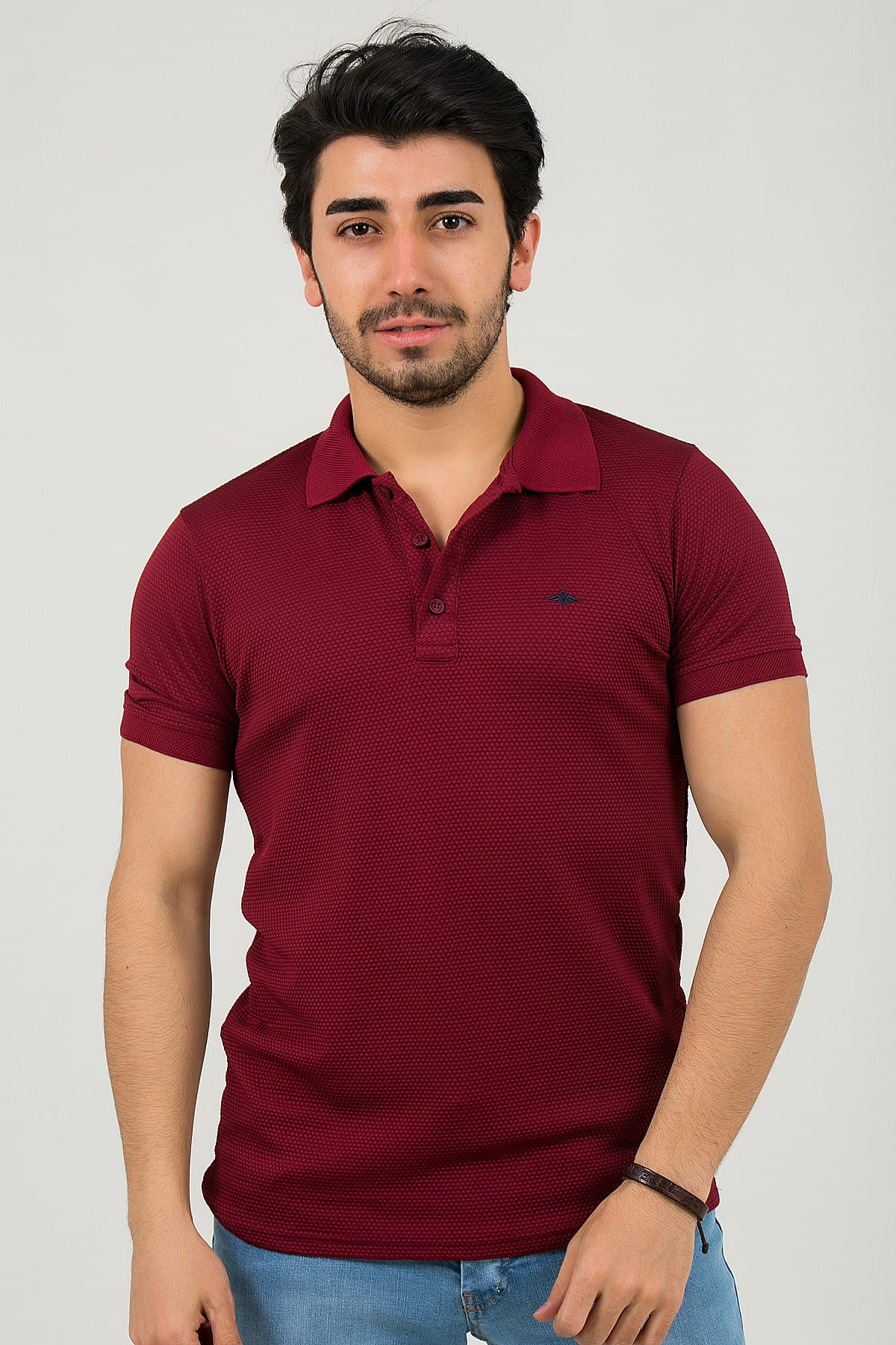 oksit-hilti-229001-extra-slim-fit-polo-yaka-6032775-c-bordo