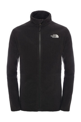 The North Face Youth Snowquest Çocuk Sweatshirt Siyah