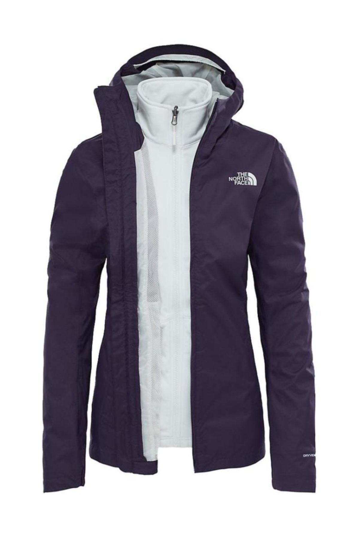 The North Face The North Face Tanken Triclimate Kadın Mont Mor