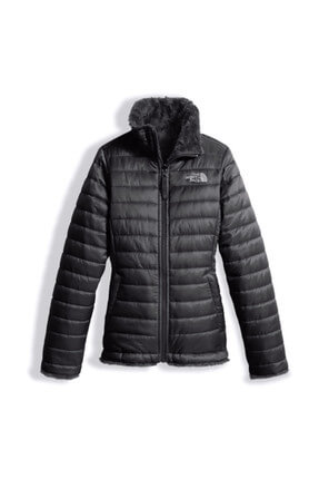 The North Face The North Face Reversible Mossbud Swirl Çocuk Mont