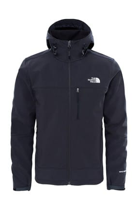 The North Face The North Face Apex Bionic Hoodie Erkek Mont Siyah
