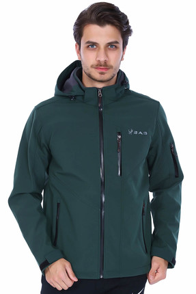 2AS Erkek Softshell Jacket  - 2Asw17022008Dgr