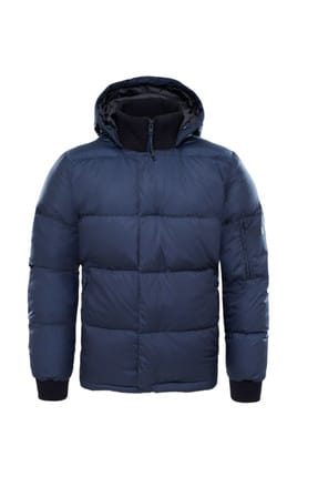 The North Face The North Face Anti-Freeze Down Bomber Erkek Mont Lacivert