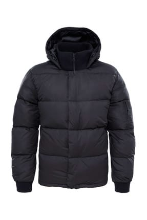The North Face The North Face Anti-Freeze Down Bomber Erkek Mont Siyah