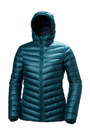 Helly Hansen Kadın Verglas Hooded Down Insulato Mont