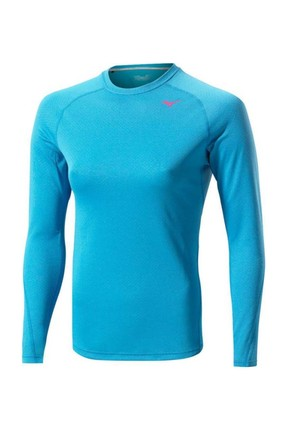 Mizuno Kadın Sweatshirt - Breath Thermo Light Crew - J2GA475222