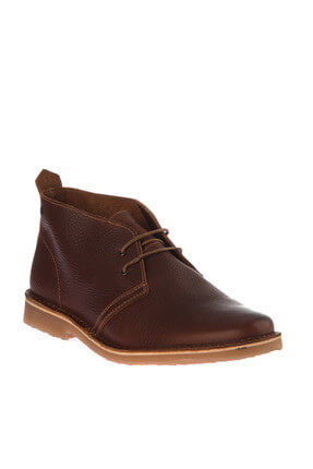 Jack & Jones Deri Bot - Gobi Leather Brown Stone 12140770